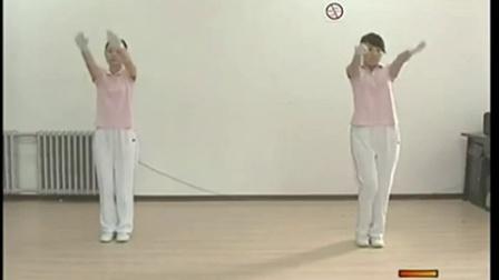 佳木斯快乐舞步健身操1节