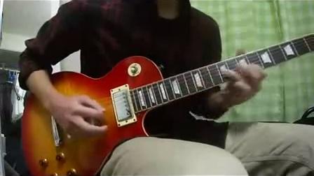 日本的宅都是怪物吗?  动漫歌曲电吉他超强串烧吉他弹唱吉他教程 吉他教学入门自学指弹 大师视频演奏jita