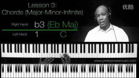 03 Lesson (Chords - Major Minor Infinite)