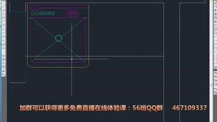 室内设计教程cad制图教程从入门到精通CAD室内设计实例教程室内设计