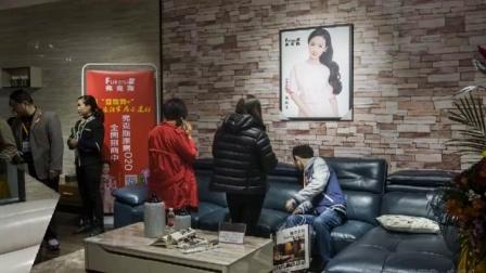 展销会首次曝光 真皮沙发定制厂家 健馨家居十大真皮沙发定做品牌之一