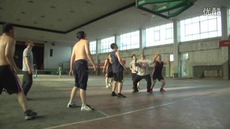 藁城一中篮球第2局-2016