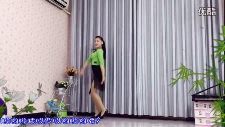 青青世界广场舞 美极了《泉水边的傣族姑娘》附背面 原创春英_标清