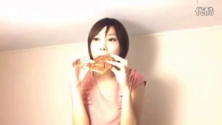 木下第一次录的视频(羊角面包月牙形小面包)