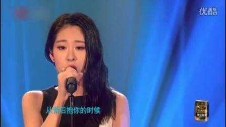 好声音总冠军挑战陈奕迅《红玫瑰》!老外现场表示:都I服了U。