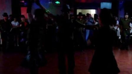 开心舞吧水兵舞224黑池舞厅表演