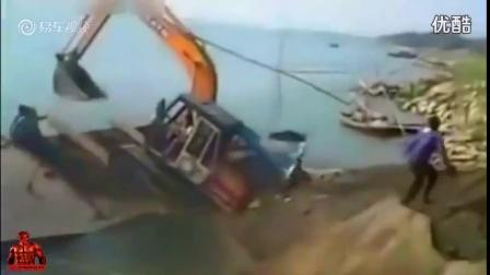 大型机械恐怖意外事故合辑