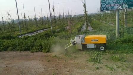 拓荒者6号-遥控电动割草机,适合果园,大棚,园区,社区,公园无噪音割草作业,省力省工,无噪音