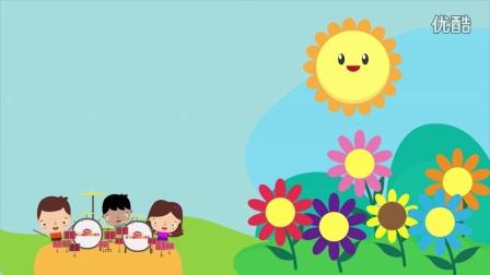 Sing a Song of Flowers Song Lyrics for Kids - Nursery Rhymes - Best Kids Songs