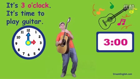 What Time Is It Song for Kids