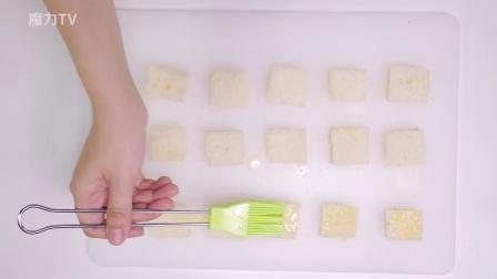 只要你有黄油、剩吐司,就能吃到甜蜜的面包诱惑