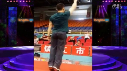 江苏省一级社会体育指导员培训《中国广场舞》背面正面演示