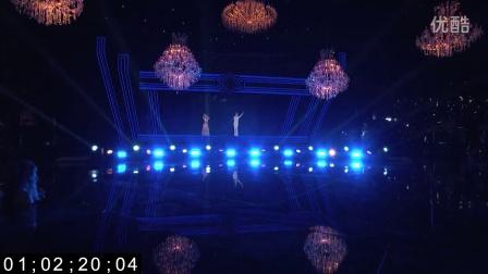 【欧美MV】Christina Aguilerra - Whitney Houston Hologram