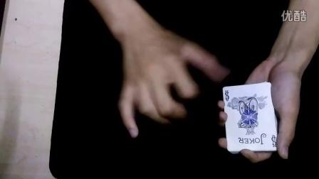 092(王博轩):秘而不轩纸牌魔术