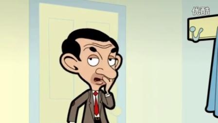Mr Bean - strange canape
