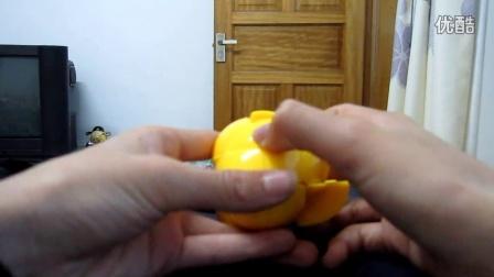 三阶变体蛋魔方视频教程上(破壁童子录制)第八集