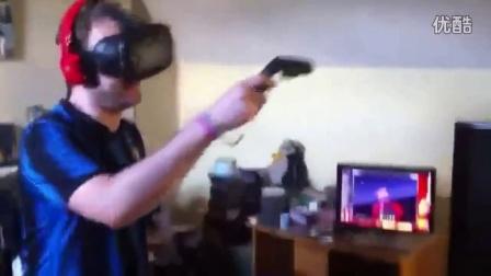 HTC Vive-有趣的倾斜刷反应_VR资源网(VRZY.COM)