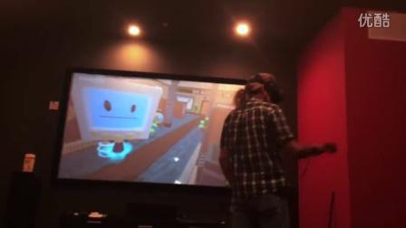 60yo爸第一次玩VR虚拟现实!(HTC Vive的游戏任务模拟器)_VR资源网(VRZY.COM)
