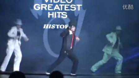 中国最像迈克尔杰克逊的人-敏敏杰克逊演艺