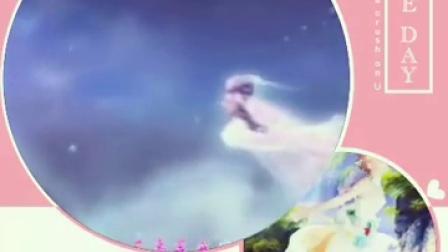 嫦娥奔月(画中画)视频。