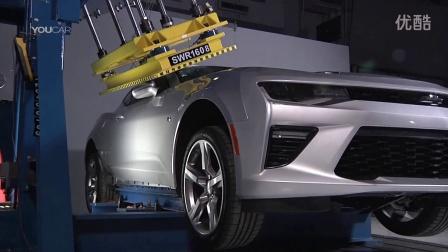 汽车安全碰撞测试:福特-野马, 雪弗兰-科迈罗 & 道奇-挑战者