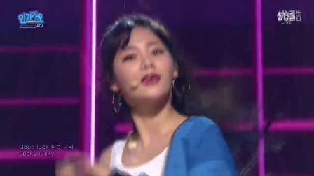 AOA - Good Luck 160522 SBS 人气歌谣
