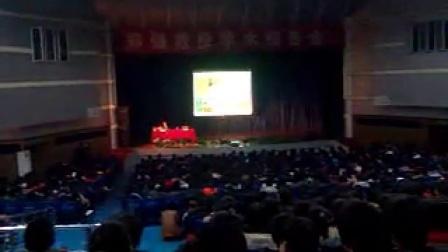2010.12.18郑强太原理工大学演讲_标清