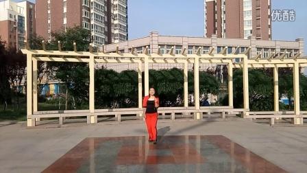 山东永霞广场舞<朋友的酒>
