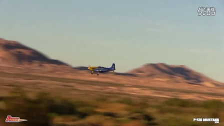 Ares RC P-51D Mustang