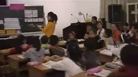 小学三年级英语优质课视频小学英语语音语法教学研讨会公开