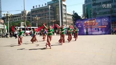 石家庄市井陉县2016.5.17强龙杯舞蹈大赛