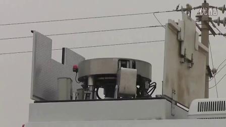 巴州地震应急救援队轮台县参加应急演练