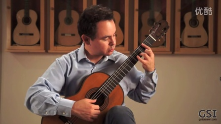 Rafael Elizondo Plays Tarrega 'Lagrima' on an 1862 Torres