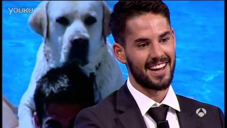 Isco Tengo un perro que se llama Messi  El Hormiguero 30