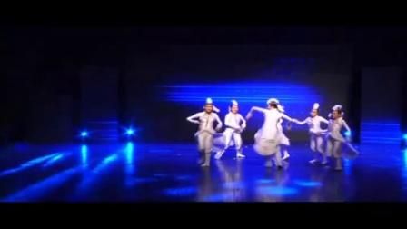 09幼儿舞蹈-月孤吟【公众号:幼师秘籍】