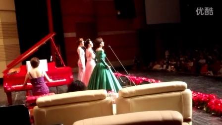 《春天的芭蕾》演唱:唐琳 点点 陈琳 钢琴伴奏:夏雯