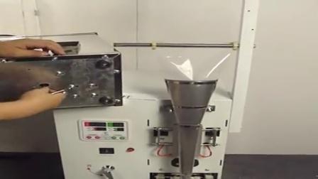 定量包装机安装操作视频
