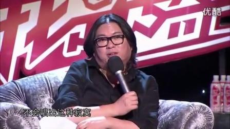 神秘回音哥舞台首秀,一首原唱歌曲获得评委高晓松大赞,完美演唱