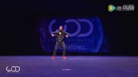 世界街舞大赛!冠军赛尽然用的《火影》插曲!也是666!