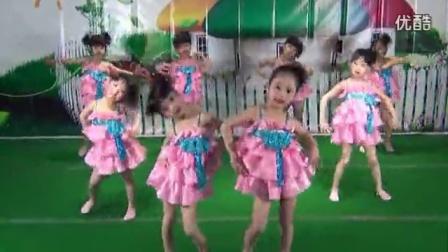 揭东舞旋律【我不上你的当】少儿可爱版舞蹈_高清_1