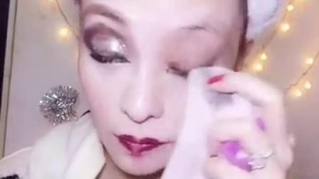 丁小芹卸妝影片