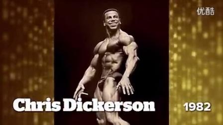 【健美】2分钟看完50年的奥林匹亚先生_标清