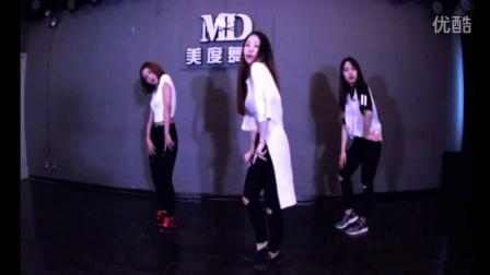 南京日韩舞培训 南京美度日韩舞  ACE老师跟童鞋们带来可爱性感的日韩舞AOA音乐:短发