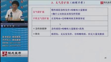2014银成技能第1站:病例分析1