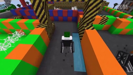 Minecraft Adventure  TINY TURTLE IS IN A WHEELCH