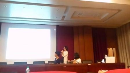 2016景德镇陶瓷大学校图书馆读者协会组织部内部培训罗文静团队