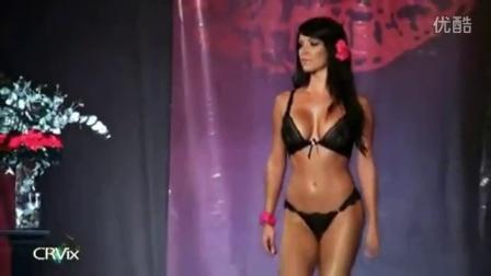 哥伦比亚美女模特时尚内衣秀Gemelas Davalos [Electro Video Mix 2011]