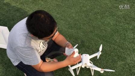 小米无人机试飞