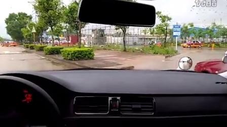 惠州市科目三电子路口水口考场2,3号线简单预览一