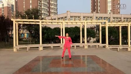 山东永霞广场舞《两只蝴蝶飞》